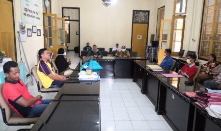Tasyakuran dalam Rangka Pensiun Tenaga Pendidikan Kampus PP3 bapak Supriyadi Nur tanggal 17 Desember 2020